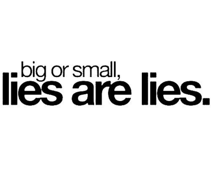 i hate when people lie to me quotes